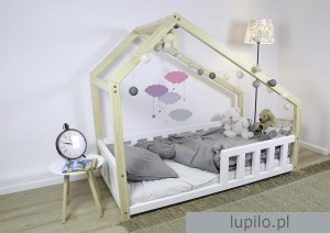 Bed HOUSE PICO  140x70 cm